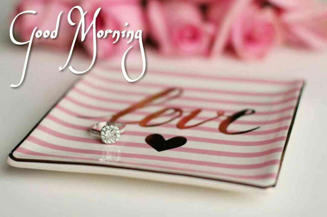 Romantic good morning images for her
