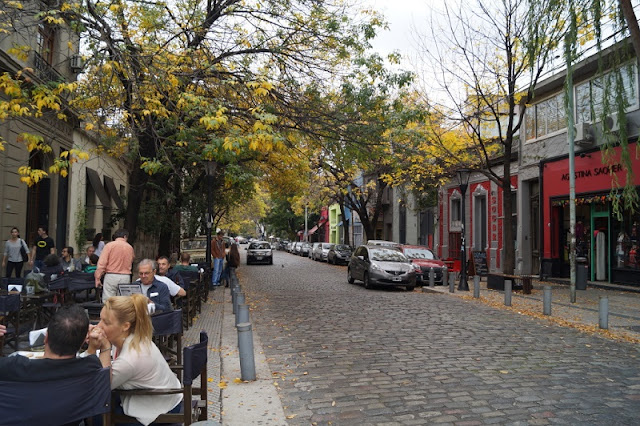 Como andar a pé em Buenos Aires