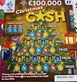 £2 Christmas Cash 2019