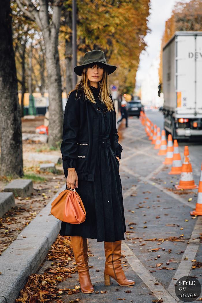 I'd Wear That, Style Inspiration, Caroline de Maigret PFW, Style Du Monde