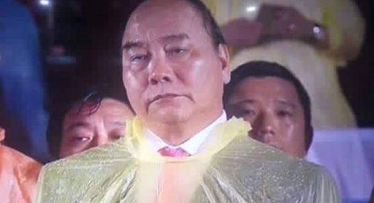 Thủ tướng Nguyễn Xuân Phúc diện