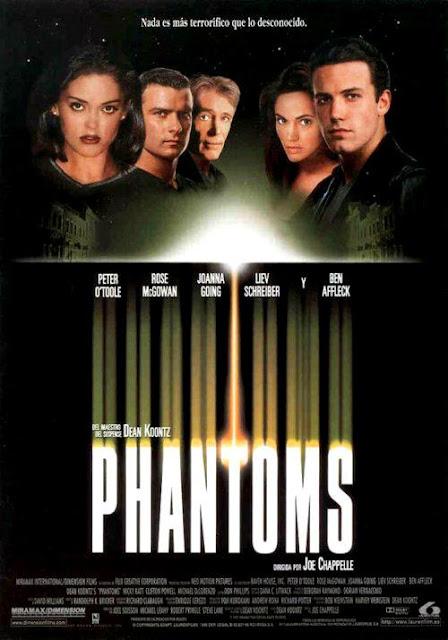 Phantoms (1998) แฟนทอมส์ อสูรกายดูดล้างเมือง