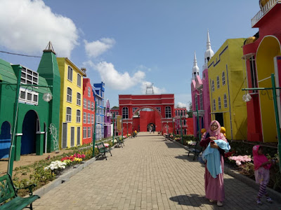 Wisata Bergaya Eropa di Semarang