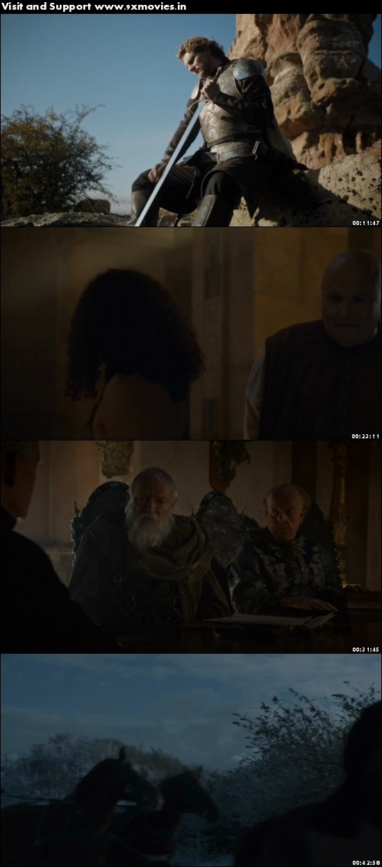 Game of Thrones S06E03 HDTV 720p