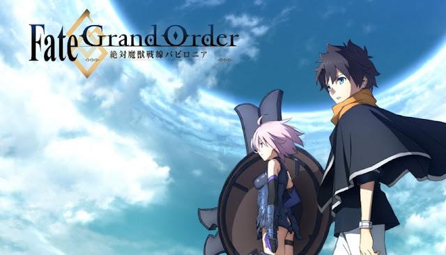 Fate/Grand Order: Zettai Majuu Sensen Babylonia Episode 2