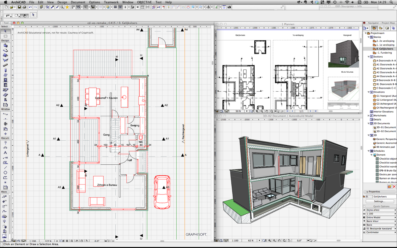 Working With Archicad Eps 1