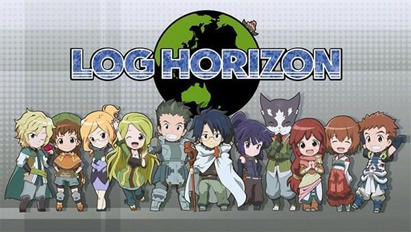 Log Horizon Review
