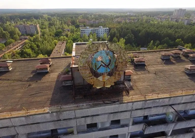 On the anniversary of the disaster ... Chernobyl turns into a tourist site and historical landmark - Ukraine