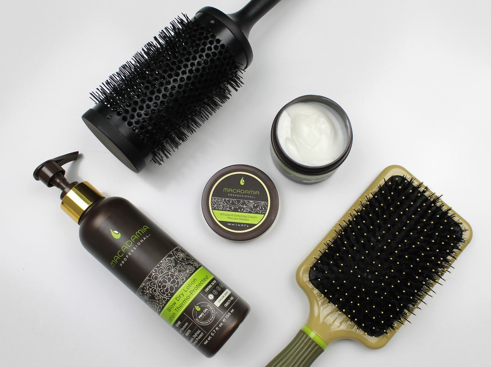 Review: Macadamia Professional Styling Products