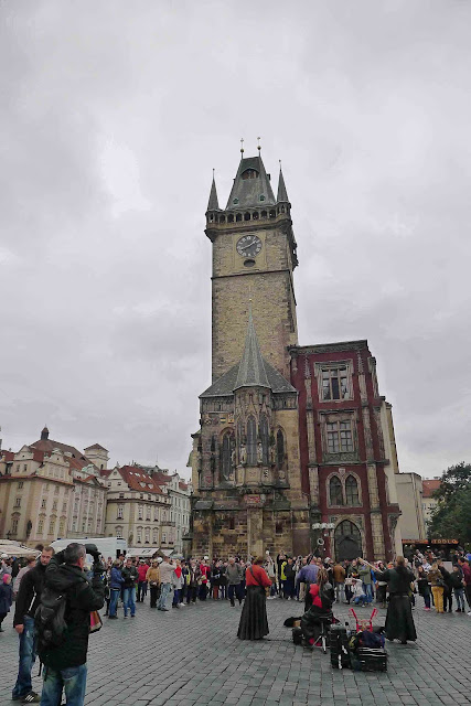 Prague Old Town Hall
