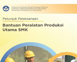 Bantuan Peralatan Produksi SMK