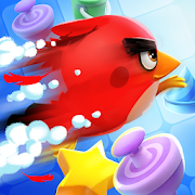 Game Angry Birds Match Apk Mod Money for android