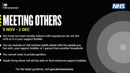 031120 UK Guidance for lockdown from 5th November