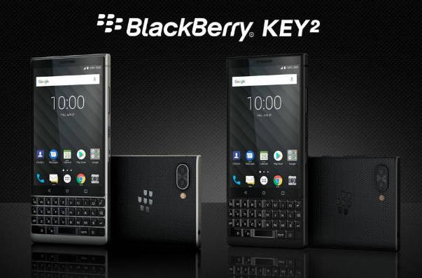 Ini dia fitur unggulan BlackBerry Key2 yang sudah resmi di luncurkan