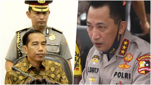 Jokowi Dikabarkan Ajukan Komjen Listyo Jadi Calon Kapolri ke DPR