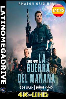 La Guerra del Mañana (2021) AMZN WEB-D Latino 4K [2160p] UHD HDR [GoogleDrive] [Mega] DizonHD
