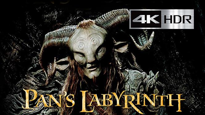 El laberinto del fauno (2006) 4K UHD [HDR] Castellano