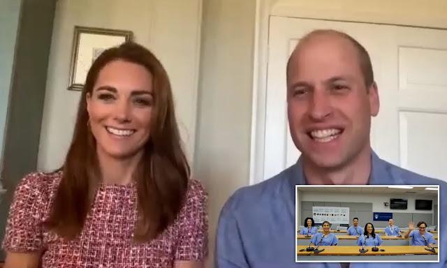 Dzień Kanady, Kate i William na Tea Party, videorozmowa z Andy Murray'em, księżna dla Tiny Happy People