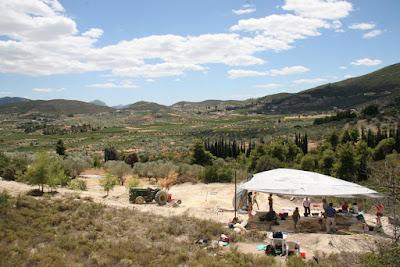 Η ενσωμάτωση ενός οικισμού της κοιλάδας της Νεμέας στην επικράτεια των Μυκηνών κατά την Ύστερη Εποχή του Χαλκού