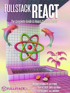 best react.js book for fullstack developers