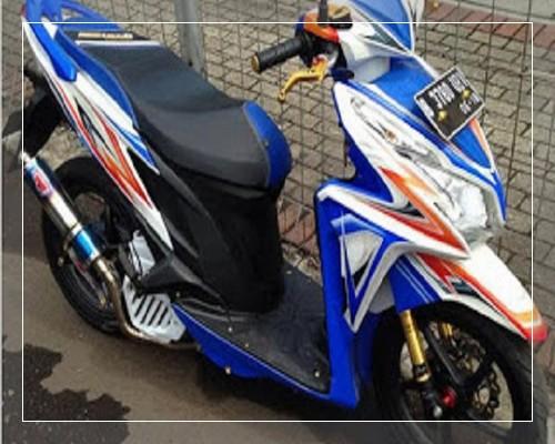 modifikasi shogun 110: Modifikasi Road Race