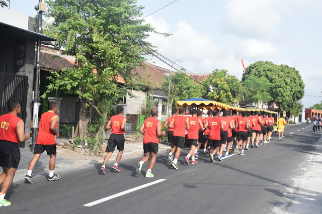 TNI Bina Fisik Guna Menunjang Tugas Kedepan