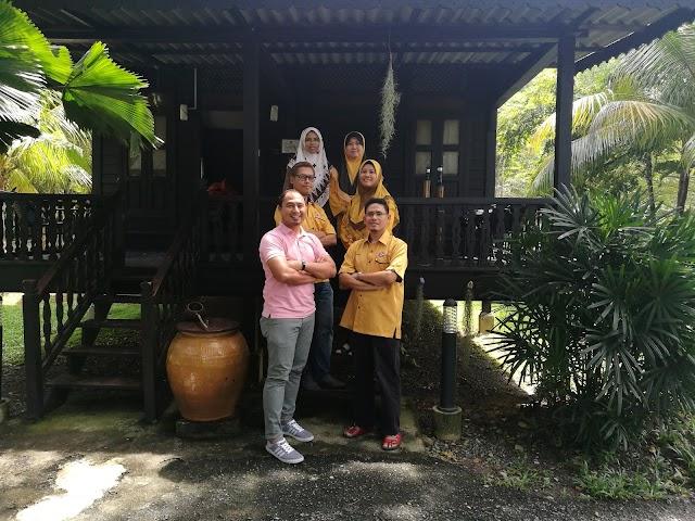 Sembang Santai Guru Cemerlang di Keriang Hill Resort