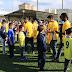 El jugador del CF Zuazo Moustapha Diouf sufre insultos racistas en el partido en Karrantza