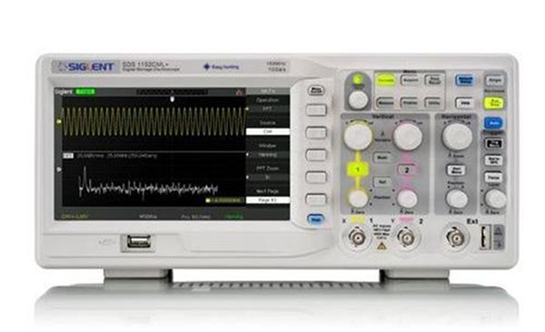 SIGLENT, SDS1102CML+ 100 MHz Dual-Channel Oscilloscope