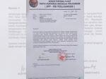 Surat Rahasia PDIP soal Intruksi Pendaftaran Koordinator PKH Viral di Medsos