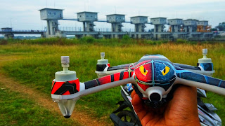 Pasang fpv drone