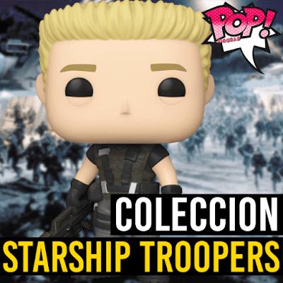 Lista de figuras Funko POP Starship Troopers