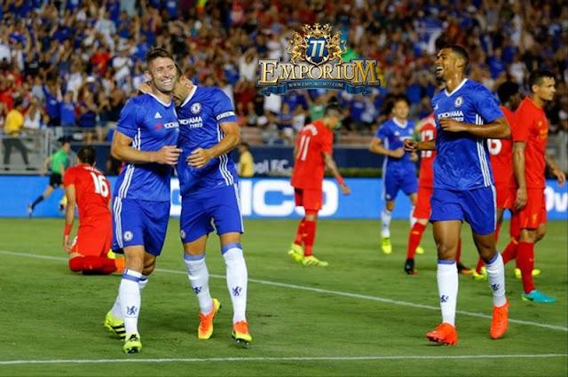 Formasi 3-5-1-1 Mungkin Akan Digunakan Chelsea Saat Bertandang Ke Anfield.