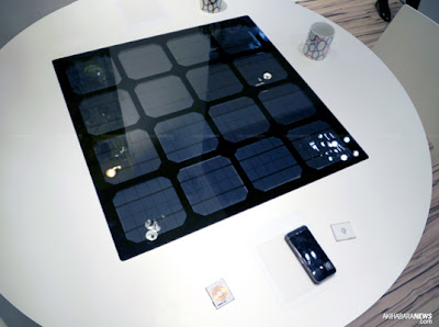Creative Gadget Tables and Cool Gadget Table Designs (15) 6