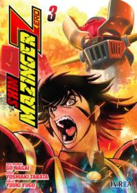 SHIN MAZINGER ZERO #3