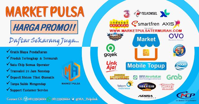 Daftar Harga Paket Kuota Data Internet Murah Market Pulsa