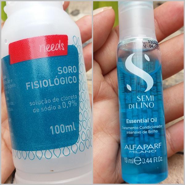 Receitinha-de-hidratação-capilar-com-máscara-Super-Babosão-Novex-soro-fisiológico-semi-di-lino