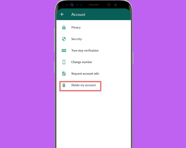 Unblock Yourself - WhatsApp tricks