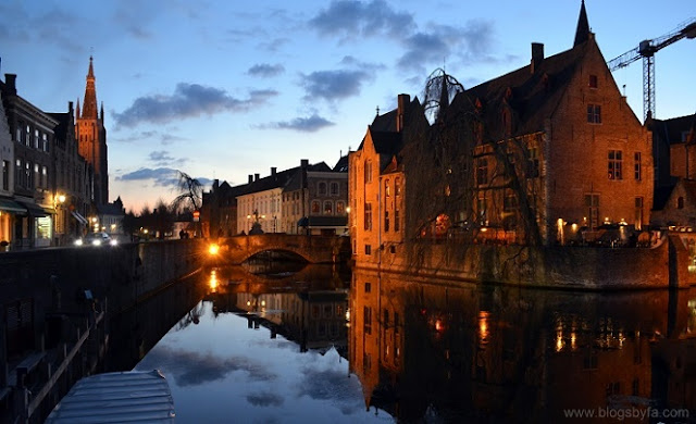 Top things to do Bruges, Belgium