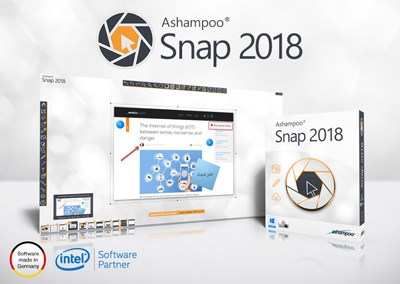 Ashampoo Snap 2018