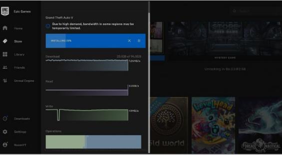Cara Download GTA 5 dari Epic Games Store Secara Gratis 6