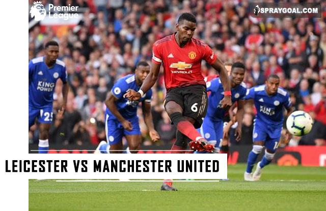 Leicester vs Manchester United 26 Desember 2020