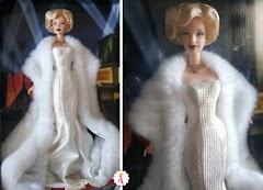 Коллекционная кукла барби Мэрилин Монро Hollywood Premiere 2000