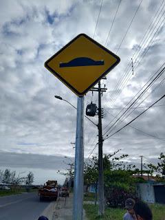 Divisão de trânsito da Ilha instalou cerca de 400 placas de sinalização vertical no município