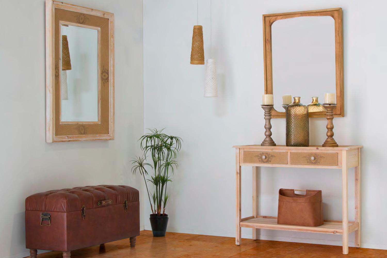 Muebles para casas peque as 5 consolas para recibidores - Muebles recibidores pequenos ...