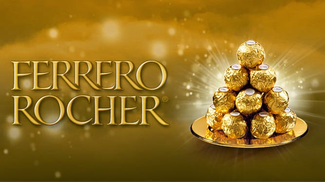 Give The Gift Of Delicious Ferrero Rocher Chocolate This