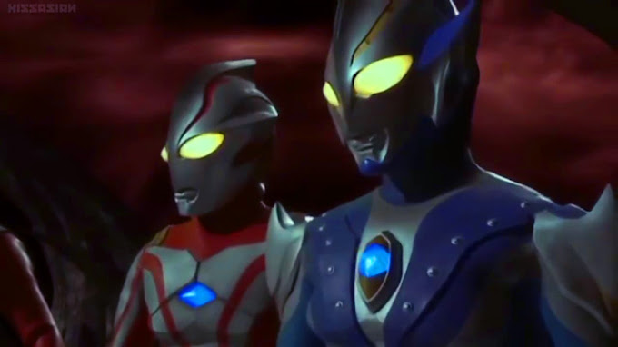 Ultraman Mebius Side Story: Ghost Reverse Subtitle Indonesia