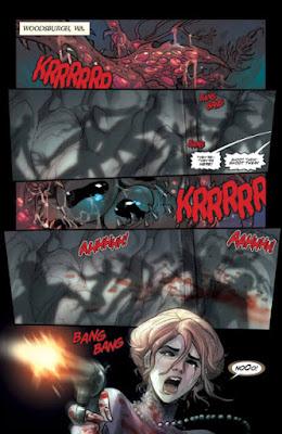 Comic: Reseña de Mercy Vol1. La dama, el hielo y el diablo de Mirka Andolfo - Evolution