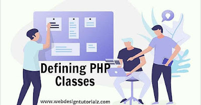 Defining PHP Classes