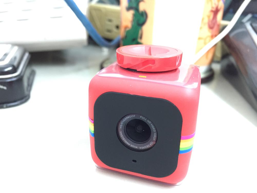 試著過生活: [大人的玩具] Polaroid Cube